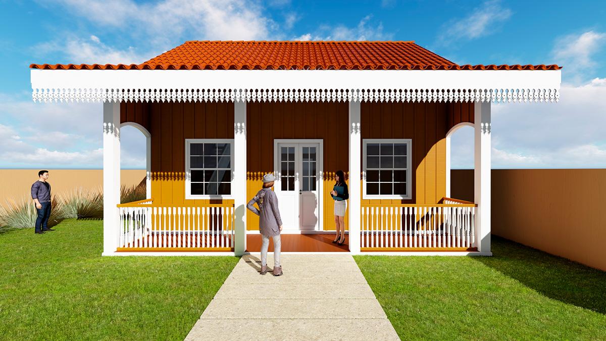 Casa do Turismo de Almirante Tamandaré